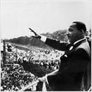 martin luther king slide 1